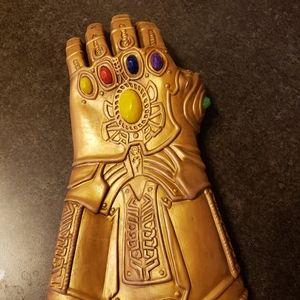 Thanos gauntlet LED light up glove